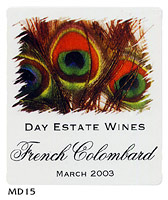 MacDay Wine Labels